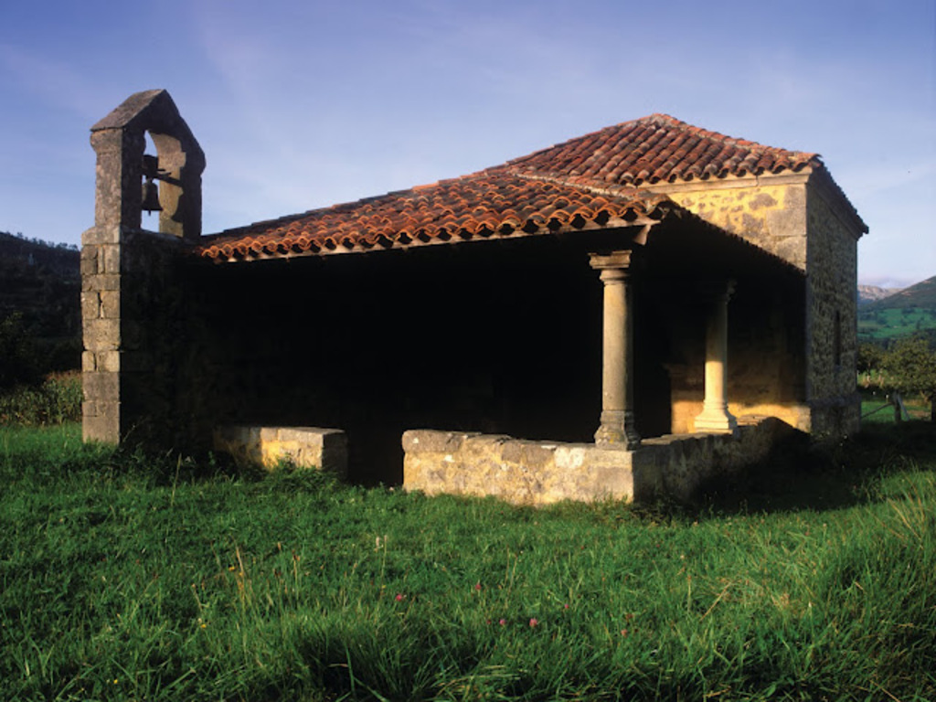 Turismo religioso turismo rural el sidr n for Oficina turismo cangas de onis